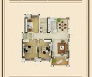 3室2厅2卫 122㎡