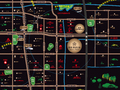 保利·紫荆公馆交通图