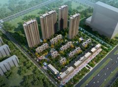 港龙·华侨新城