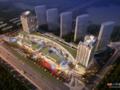 中南·中央商务区鸟瞰图