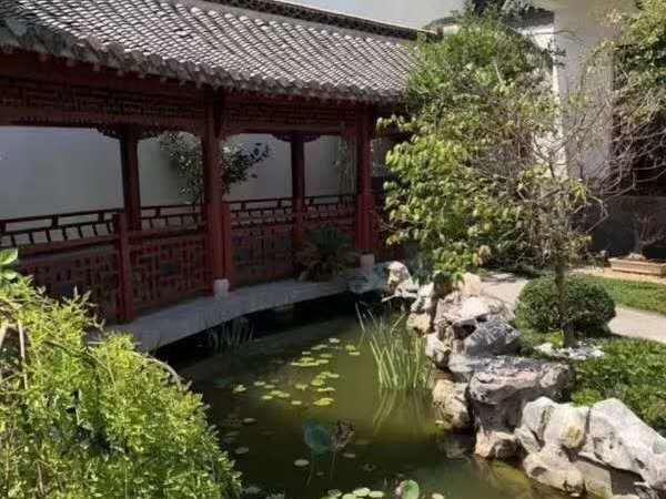 世外江南 纯中式私家园林别墅 独门独院 田园风味 专车接送!