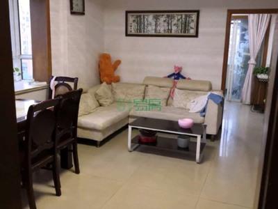 城东亭湖学校 迎宾花苑 精装2室1厅!满5年带车库!